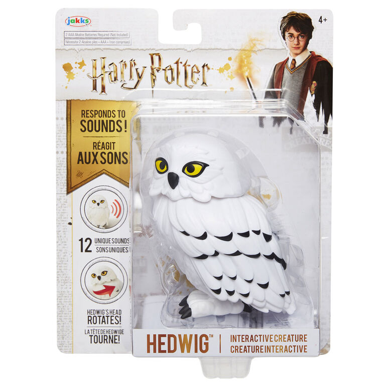 Harry Potter Interactive Creatures Hedwig