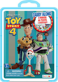 Toy Story Carry Along Case - English Edition