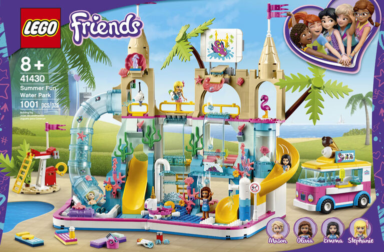 LEGO Friends Summer Fun Water Park 41430