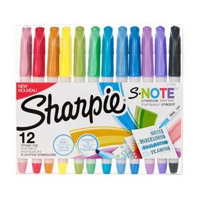 Sharpie S-Note