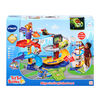 VTech Tut Tut Bolides Ultimate Corkscrew Tower - French Edition