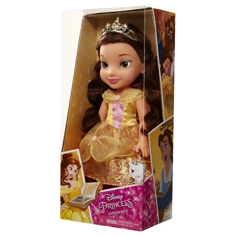 Disney - Basic Toddler Doll - Belle