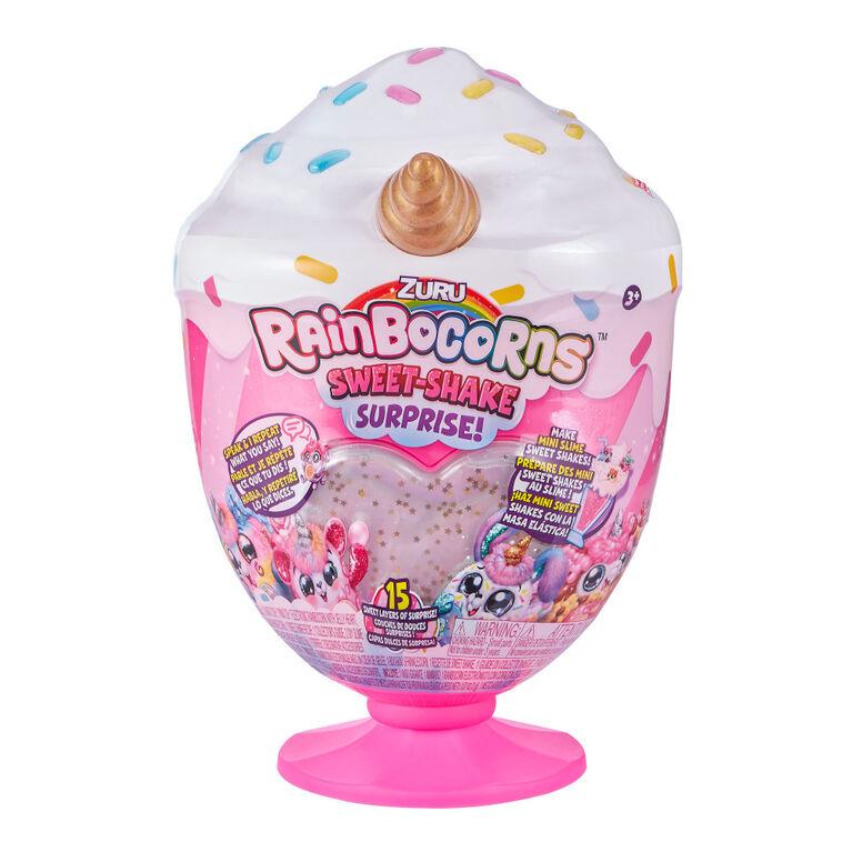 Rainbocorns Sweet Shake Surprise