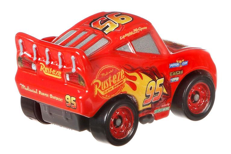 Disney/Pixar Cars Mini Racers Rust-eze Racing Center Series 3-Pack