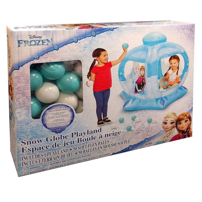 Frozen Snow Globe Playland 50 Ball