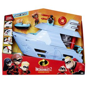 Incredibles 2 Hydroliner Play Set