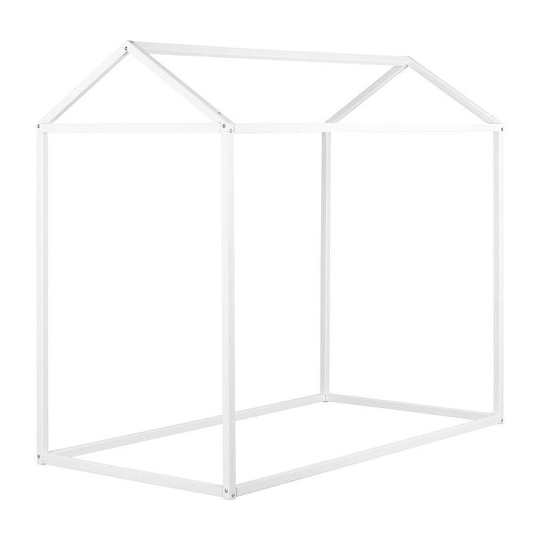 Meubles South Shore, Maison de Lit - Blanc solide