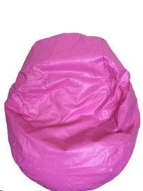 Boscoman - Fun Teardrop Adult Vinyl Bean Bag - Phlox Pink