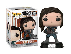 Funko POP! Movies: Star Wars - Cara Dune - R Exclusive