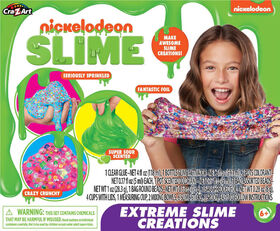 Nickelodeon Extreme Slime Creations Deluxe Kit