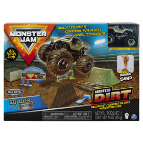 Monster Jam, Soldier Fortune Monster Dirt Deluxe Set
