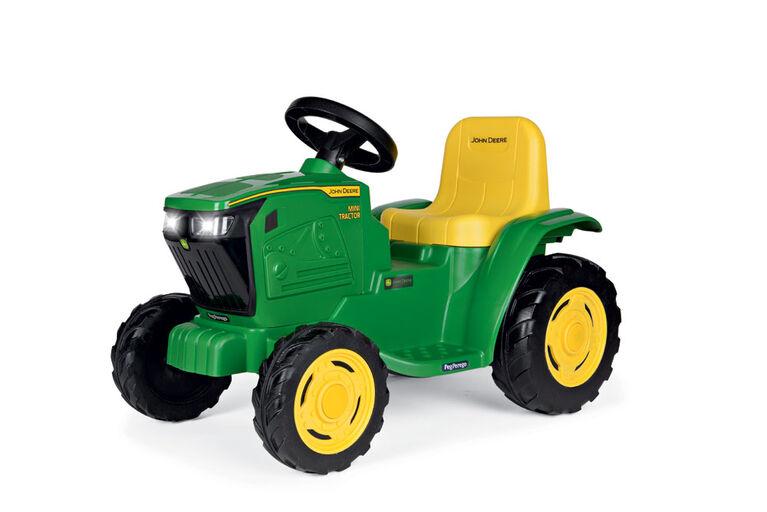 John Deere Mini Tractor 6V Ride-On