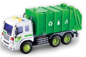 City Service: Utility Vehicle: Garbage Truck