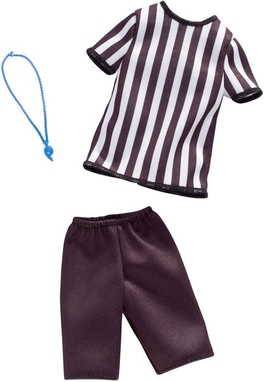 Barbie Ken Fashions - Referree Uniform