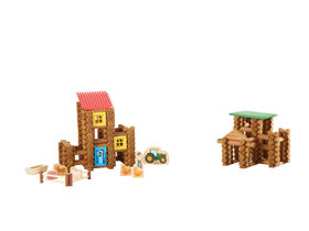 Imaginarium Discovery - Timber Log Set