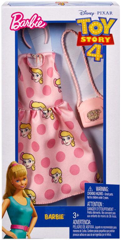 Barbie Complete Look Bo-Peep Dress Fashion Pack