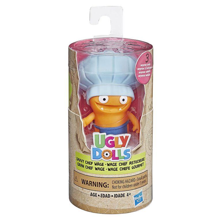 UglyDolls Disguise Savvy Chef Wage