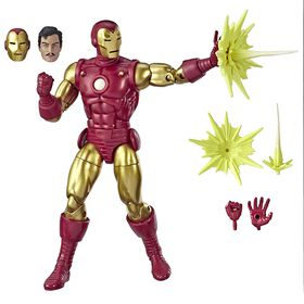 Marvel Comics 80th Anniversary Legends Series: Iron Man