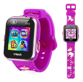 VTech Kidizoom Smartwatch DX2 - Unicorn Edition - French Edition