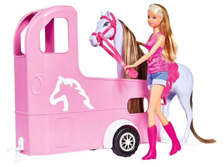 Steffi LOVE - remorque à chevaux