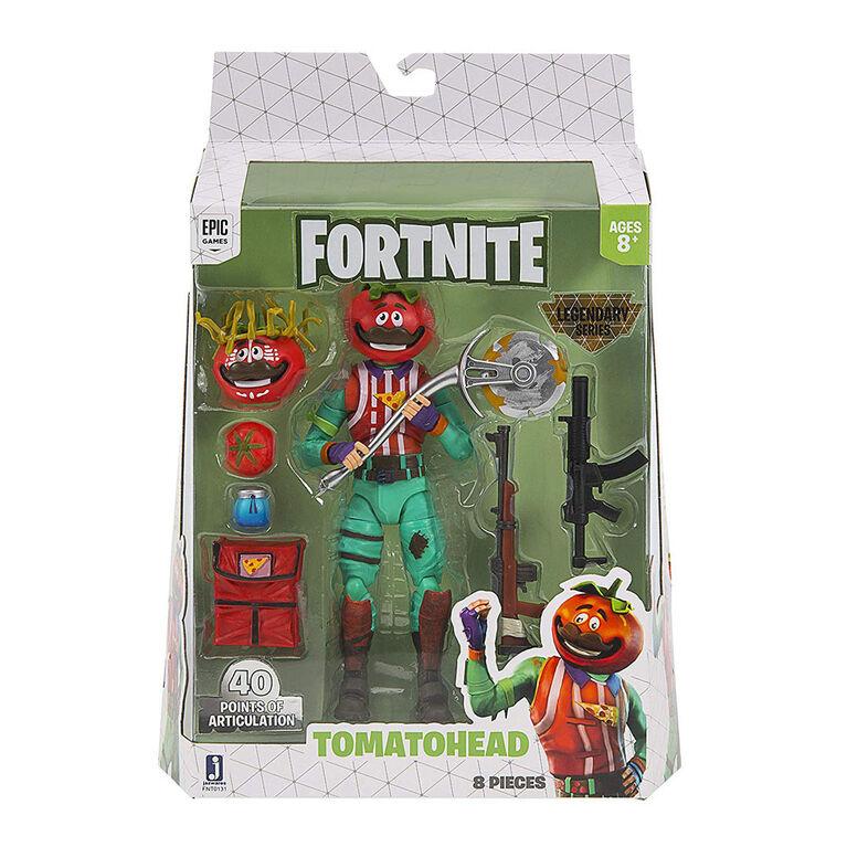 Fortnite Legendary Series 6 Inch Tomatohead Figure S2