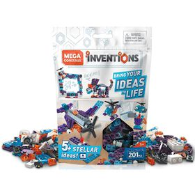 Mega Construx Inventions — Space Brick Building Set