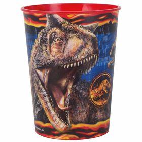 Jurassic World 16oz Plastic Cup