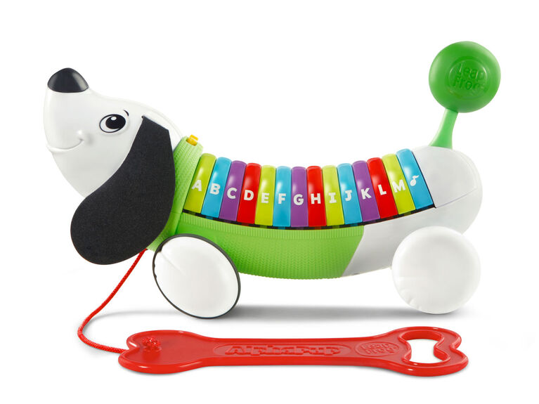 LeapFrog - AlphaPup Green English Edition