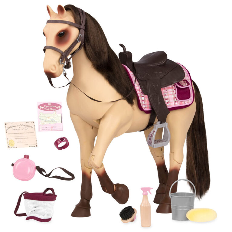 Our Generation, Poseable Morgan Horse, Posable Horse