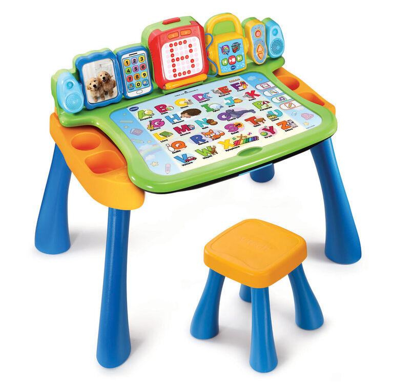 Vtech Explore And Write Activity Desk French Edition