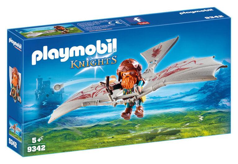 Playmobil - Dwarf Flyer