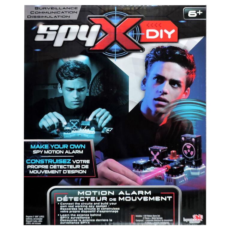 SpyX - Motion Alarm