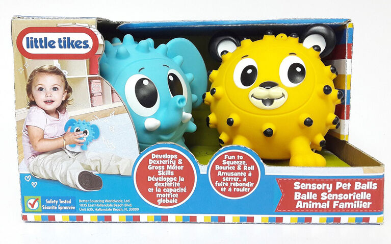 Little Tikes Sensory Pet - 2 Pack