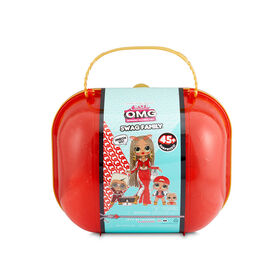 L.O.L. Surprise! O.M.G. Swag Family - Limited Edition Fashion Doll, Dolls and Pet with 45+ Surprises - R Exclusive