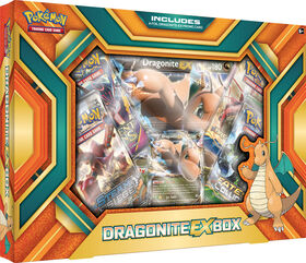 Pokémon Dragonite-Ex Box