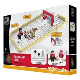 OYO Backyard Rink Ottawa Senators