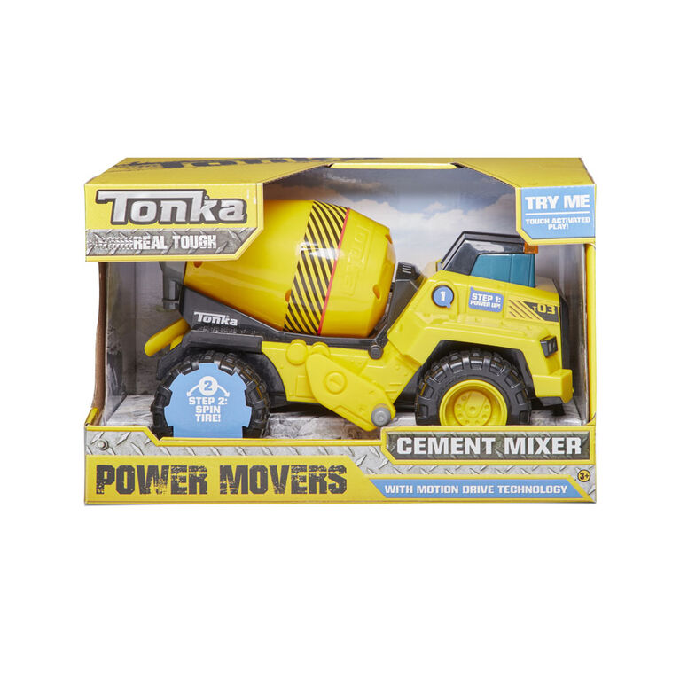 Bétonnière Power Movers
