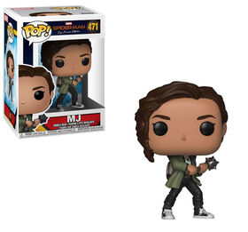 Funko POP! Movies: Spider-Man Far From Home - MJ Vinyl Figure