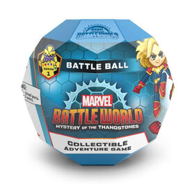 Funko Marvel Battle World - Series 1 Battle Ball Collectible Game