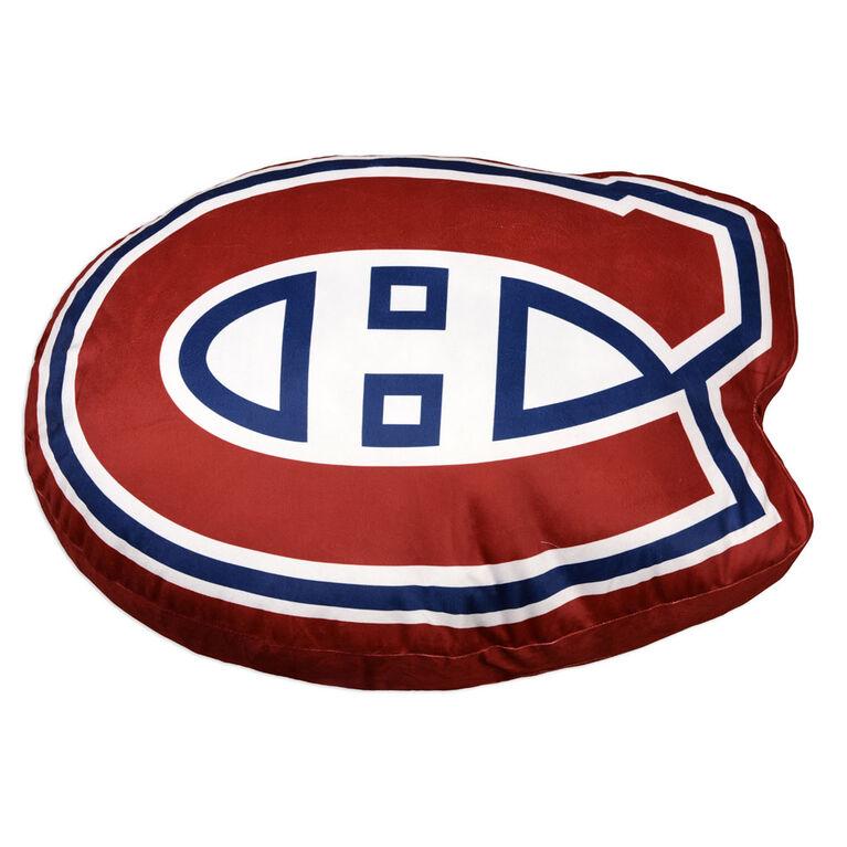 Oreiller avec logo LNH - Montreal Canadiens