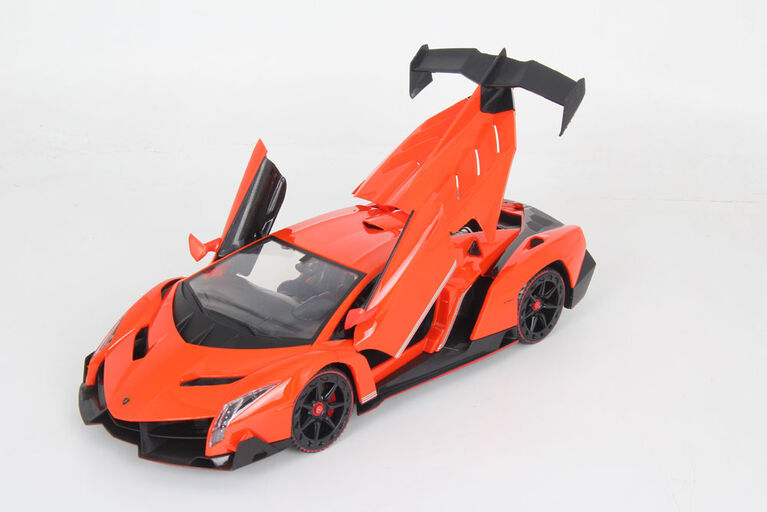 Braha 1:14 Scare RC-Lamborghini Veneno - Colours may vary