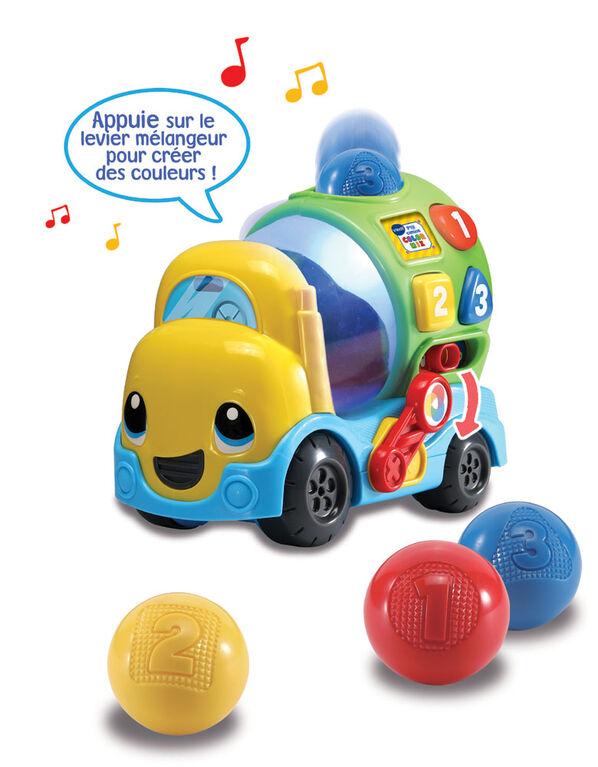 LeapFrog P'tit Camion Color Mix - Édition française
