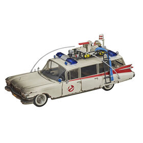 Ghostbusters Plasma Series Ecto-1 Toy Afterlife Collectible Vehicle - R Exclusive