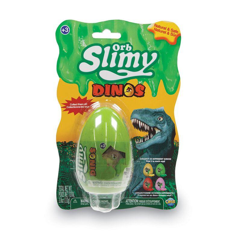 Dinos in my OrbSlimy Green