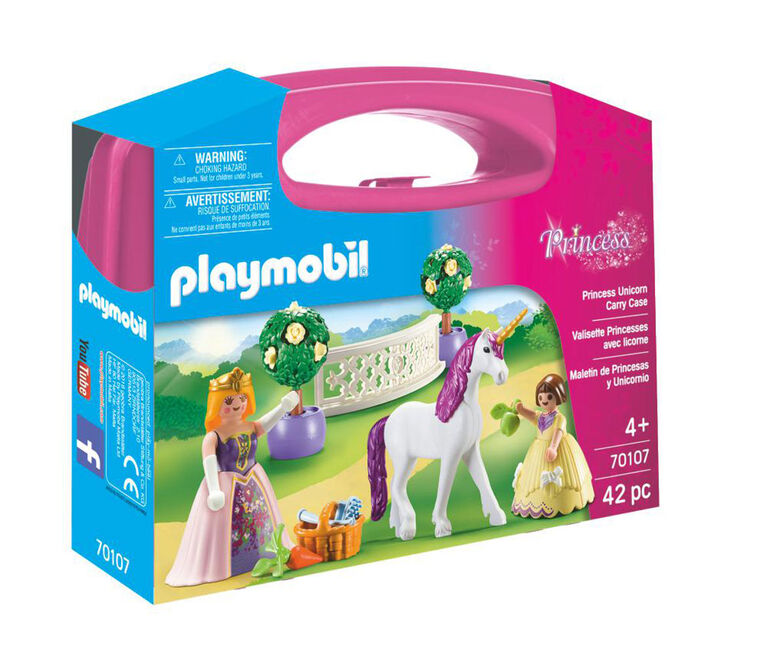 Playmobil - Princess Unicorn Carry Case L