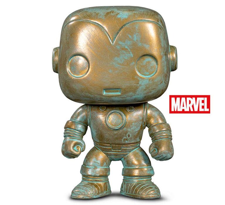 Funko POP! Movies: Marvel 80th - Iron Man - R Exclusive