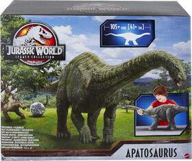 Jurassic World - Collection Héritage - Apatosaure - Notre exclusivité