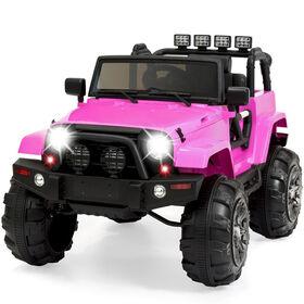 Kidsquad Mudslinger 12V Pink