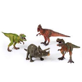 Awesome Animals Large Dinosaur - R Exclusif - Édition anglaise - Les couleurs et les styles peuvent varier