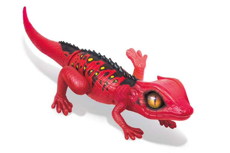Robo Alive Robatic Lezard-Rouge